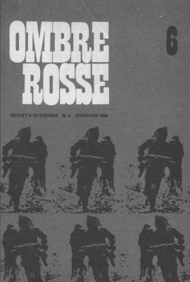 Ombre rosse n. 6 - Gennaio 1969