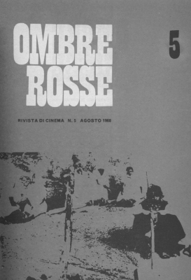 Ombre rosse n. 5 - Agosto 1968